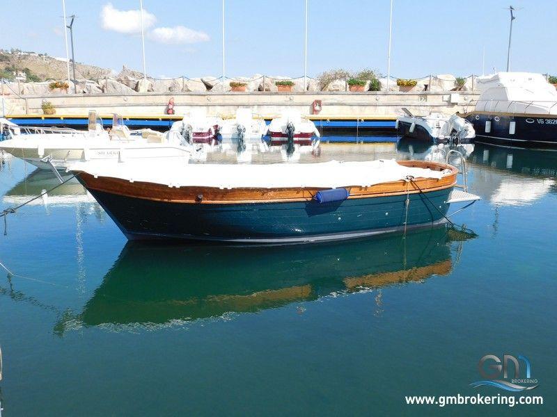 Vendita barche a motore cantiere navale latino gozzo for Gozzi nuovi in offerta