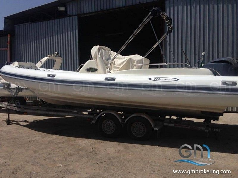 Maestrale Boats 820