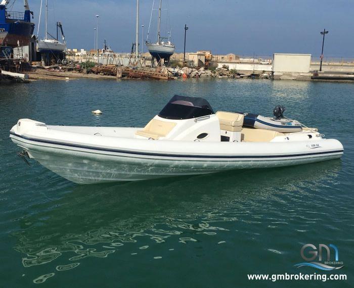 vendita barche a motore nautica led led gs 33 gm