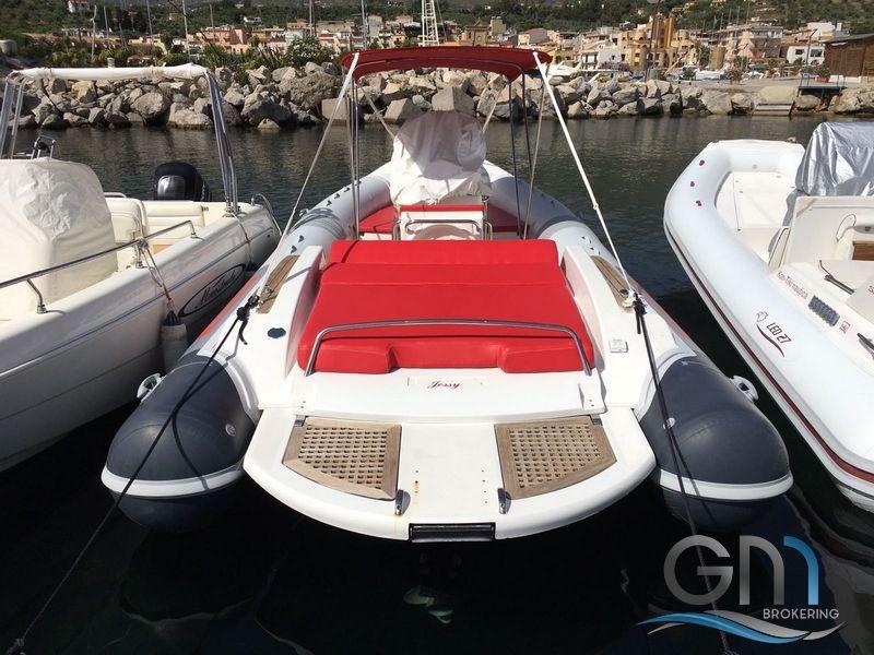 Indicatore livello carburante 12V per barca gommone imbarcazione natante nautica